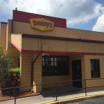 Denny's in West Palm Beach.