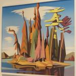 reminds me of 'Little Island' by Casson