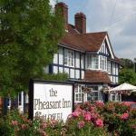 The Pheasant Inn Frontage