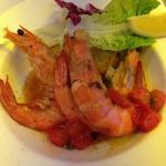 king prawn starter