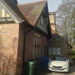 Touchwood House vom Garten