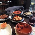 lunchtime tapas