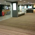 Lobby Area at Novotel Brussels Airport