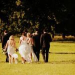 A Paper Road Wedding