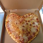 ValentinesDay pizza