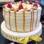 Lovely layer cake