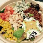Cobb Salad with Chicken