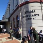 Selma NPS visitor center