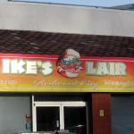 Ike's Lair, Redwood City, Ca