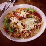 Tomato and hallomi risotto - Special