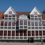 Herrenhaus aus dem 19. Jhd. am Marktplatz