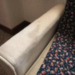 Dirty sofa