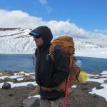 Our amazing guide, Rainier!