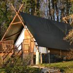 Tente Samuel de Champlain