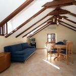 Studio attic