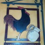Il simbolo dell'Osteria