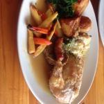 The best roast chicken ever!!!! ❤️