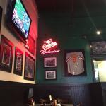 Sports bar seating