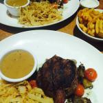 Fillet steaks