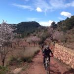 Sierra de Calderona with trails for all levels of experience