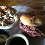 Beef on Weck Platter