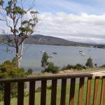View of Esperance Lake from Deck