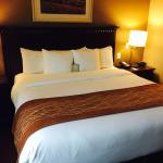 Comfort suits near Austin airport.