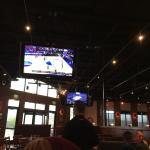 Love the bar and dinning area and tv are great!