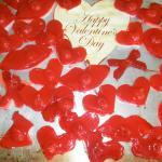 Happy Valentine's Day - jello shots
