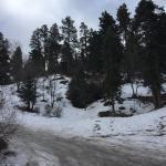 Big Bear Lake em dezembro de 2014