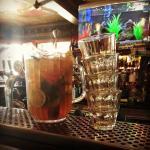 Cocktail jug