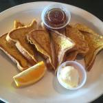 French Toast at Honey's