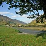 une vallée typique du Vercors