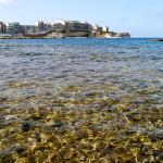 Meer bei Marsalforn