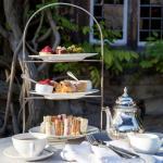 Old Parsonage - Afternoon Tea on Terrace