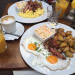 Brunch au diable des lombards