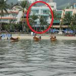 Rayaburi beach club from patong beach