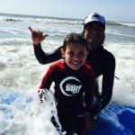 Beginner Surf Lessons with Josh at Charleston Surf
