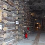 salt mine tunnell
