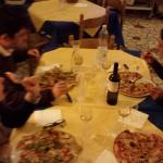 Pizza for all!