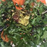 Power me salad - overpriced