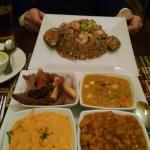 Our food at Machu Picchu