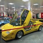 Очень интересный музей автомобилей на Автодроме