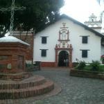 Parroquia de Santa Barbara de la Ayura