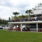Restaurant und Hafen