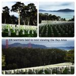 US Warrior laid to rest - viewing the Bay Area