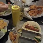 So much food!!