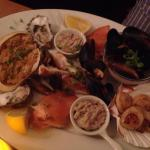 Seafood for 2 was quite disappointing