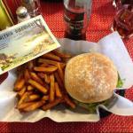 Des frites maison :-)