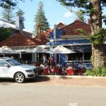 John Street Cafe, Cot beach, Perth WA